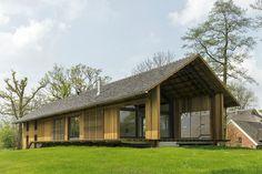 Prachtige schuurwoning in Eelderwolde. Duurzame woning van hout!