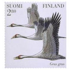 Postage Stamp Art, Luxury Homes Dream Houses, Finland, Nostalgia, Birds, Culture, Design, Products, Stamps