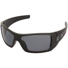 Óculos Oakley Batwolf de Sol Polarized Preto Matte Black Grey Lentes Cinza  OO9101910104 7faf264d6f