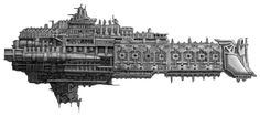 Ambition-class Cruiser - Warhammer 40K Wiki - Space Marines, Chaos, planets, and more