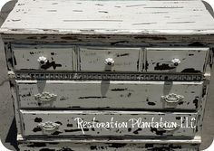 Restoration Plantation website for DIY furniture remodeling.  Wish I had the talent and time!