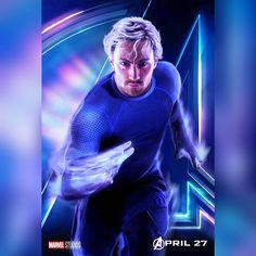 Avengers Infinity war Quicksilver