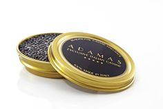Caviar Black Adamas 50gr (50gr x 1 tin)