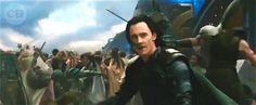 Tom Hiddleston as Loki in Thor: Ragnarok. Gif source: https://www.youtube.com/watch?v=ouFyAIjhnBo&feature=youtu.be