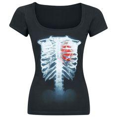 Girlie - Girlie från X-Ray Heart - Artikelnummer: 248569 - från 169 kr - Sweden Rock Shop ::: Heavy Metal-Postorder ::: Tröjor och annat