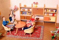 old doll house 24