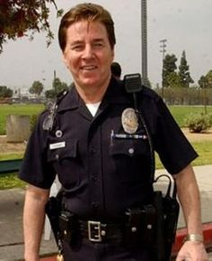 Bobby Sherman ~~ After leaving the Entertainment Industry Bobby became an Officer with LAPD