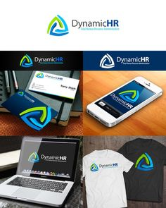 We need a facelift: Create a new logo for DynamicHR by JDProjects