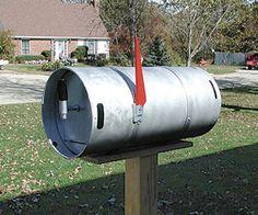 Unusual and Unique Mailbox