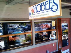 Hobee's in Town and Country Village