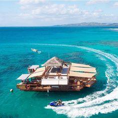Operation #weekend destination... Cloud 9 bar #fiji ✈️☀️