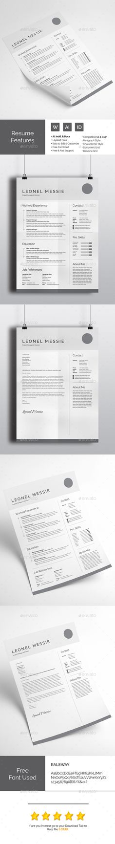 Resume CV Resume, Cv template download and Template - cv template download