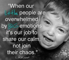 Toddler tantrums and time ins - share your calm.