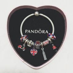 My  theme Pandora bracelet!