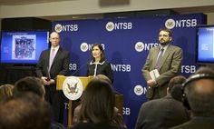 NTSB identifies origin of Boeing 787 Dreamliner battery fire