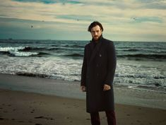 Toby Stephens, photographed by Bjorn Iooss for the March 2014 issue of Vanity Fair