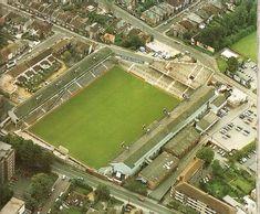 The Dell British Football, European Football, Football Tops, Football Stadiums, Southampton Football, Stadium Architecture, Sports Stadium, Football Pictures, Baseball Field