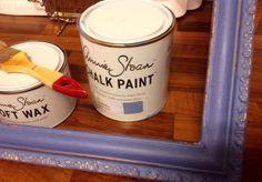 sobre la chalk paint