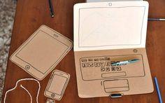 tecnologias de informação de papel
