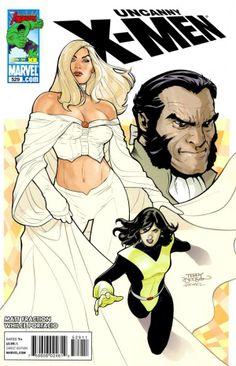 Uncanny X-Men # 529 by Terry Dodson & Rachel Dodson