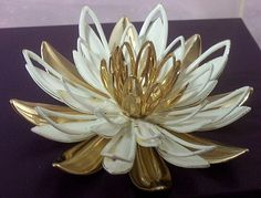 water lily jewelry - Google Search