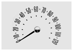 Designspiration — Chevrolet speedometer design