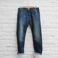 EDWIN Jeans - ED-55 Relaxed - Rustler Wash - £99.99