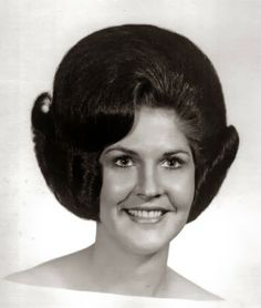 The Hair Hall of Fame. Amazing! | vintage hair | retro hair | beehive | 1960s | sixties hair