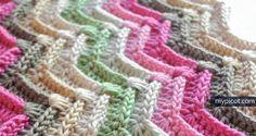 zigzag battaniye modeli-1