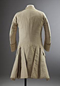 18th century men's coat