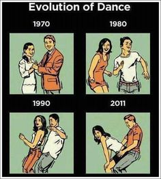 De-Evolution of Dance!