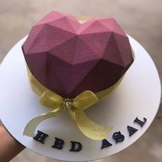 Heart Cakes, Desserts, Instagram, Tailgate Desserts, Deserts, Postres, Dessert, Plated Desserts