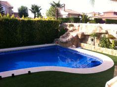 Piscina privada en murcia realizada por sol y agua 2m for Piscinas molina de segura