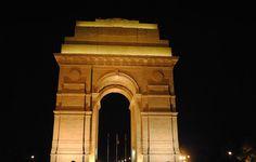India Gate in New Delhi, Delhi