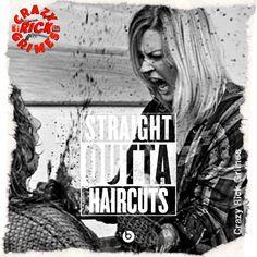 TWD // Straight Outta Haircuts