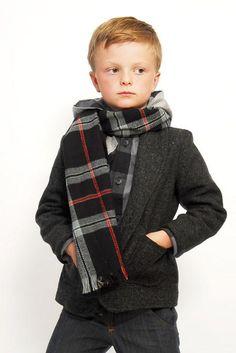 High fashion for boys - Berkshire Blazer PDF Sewing Pattern by Blank Slate Patterns