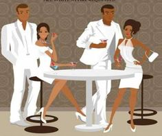 EE Smith Class Reunion All White Party Affair 11/12/2016
