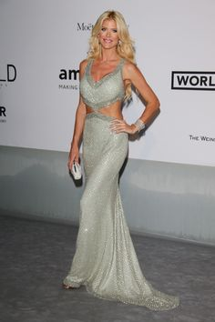 Victoria Silvstedt Style, Fashion & Looks Elegant Dresses For Women, Sexy Dresses, Celebrity Outfits, Celebrity Style, Nordic Blonde, Cannes Film Festival 2014, British Academy Film Awards, Classy Women, Actor