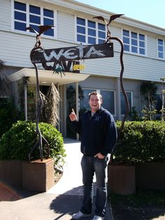 Weta Cave - Wellington, New Zealand, Studio that helped create Lord of the Rings