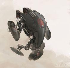 The Science Fiction Art of Alex Ries   Alex Ries Sci-Fi Illustrator