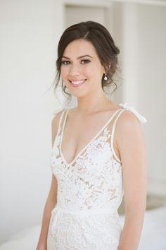 Photo: Rebecca Wood Wedding planner: Something Borrowed Hairstylist: Dorota Santos Hairstylist Makeup: Jordana Carraça Stylist and Makeup Artist