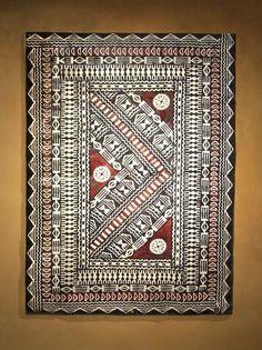 Fijian Masi (Tapa Cloths) - Tapa Cloths from The Pacific and Artwork Fijian Tattoo, Tribal Lion, Wooden Corbels, Polynesian Tattoo Designs, Diy Wall Painting, Polynesian Culture, Pen Art, Pattern Art, African
