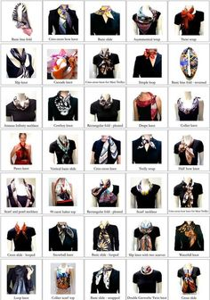 How to wear Hermes scarves:  A warm welcome to this site! Scarves are my pas...