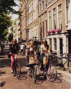 5 destinos para quem ama pedalar -Revista Afrodite
