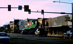 Durant, OK : Main Street in downtown Durant. Looking west. Durant Oklahoma, Texas And Oklahoma, College Years, Main Street, Maine, Memories, Vacation, City, Memoirs