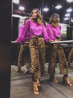 Fast Fashion, Fashion Tips For Women, Daily Fashion, Womens Fashion, Classy Outfits, Chic Outfits, Fashion Outfits, Animal Print Fashion, Fashion Prints