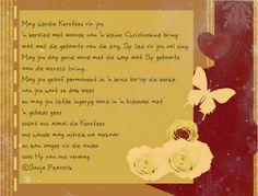 Singing, Bring It On, Afrikaans, Words, Afrikaans Language