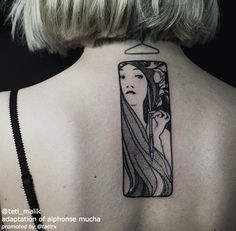 Teti Malik | Kiev Ukraine Alphonse Mucha...