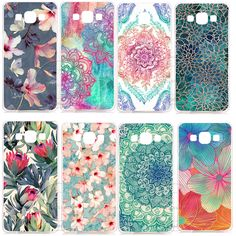 Cheap Phone Cases, Buy Directly from China Suppliers:Mandala Flower Datura Floral Clear Hard Plastic Case Cover For Samsung Galaxy Mini Edge Note 2 3 4 5 7 Samsung Galaxy S3, Iphone 5s, Iphone 7 Plus Cases, Mandala Floral, Paisley Flower, S5 Mini, Cell Phone Covers, Plastic Case, Soft Plastic