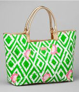 Lilly Pulitzer Sea and Be Seen tote (large). Perfect to carry all your books!